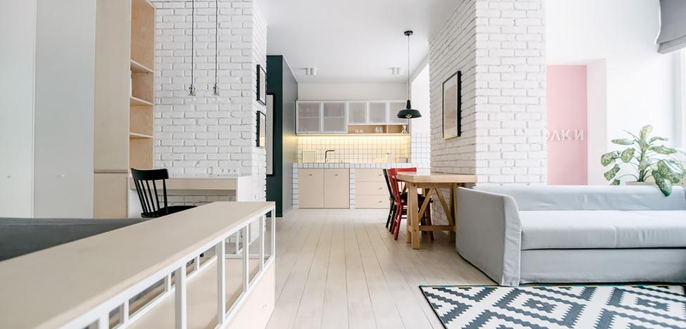 Buro5: светлая квартира для сдачи в аренду