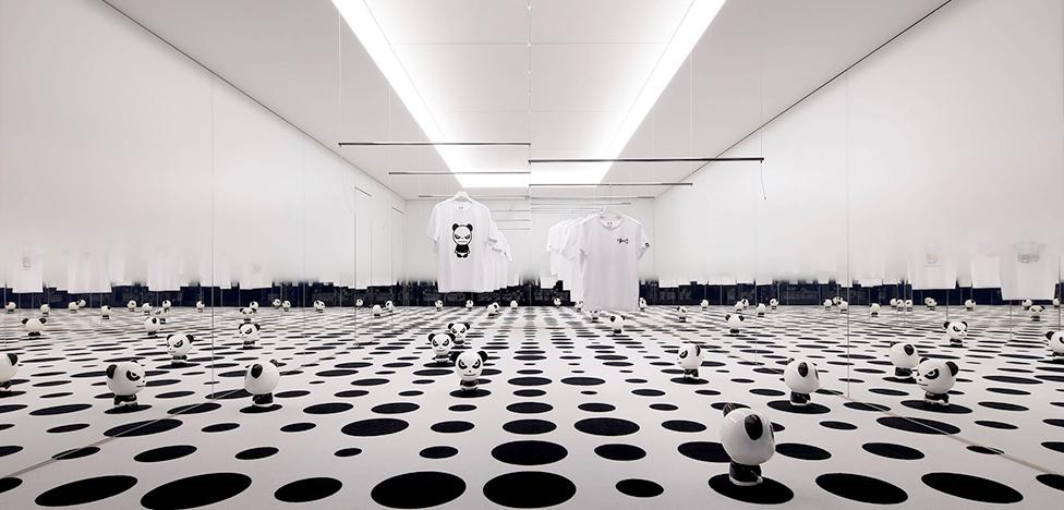 Гвенаэль Николя: дополненная реальность в японском бутике