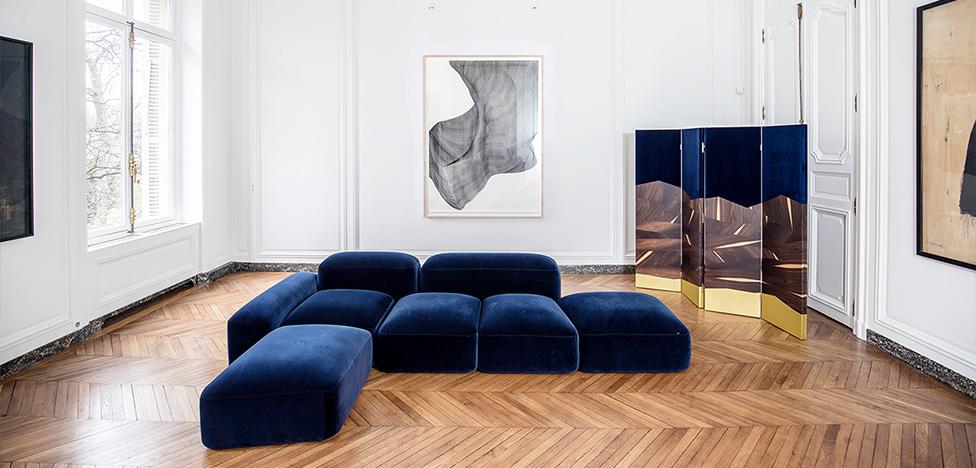 Дафна Дежо и Доротея Делаэ: коллекция для квартиры Шанель