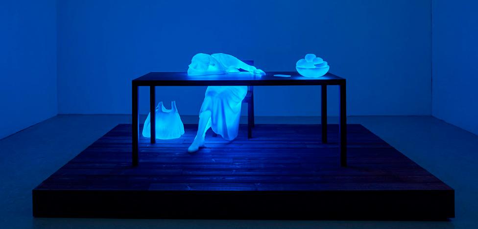 Дуг Эйткен: портрет настоящего в галерее Victoria Miro