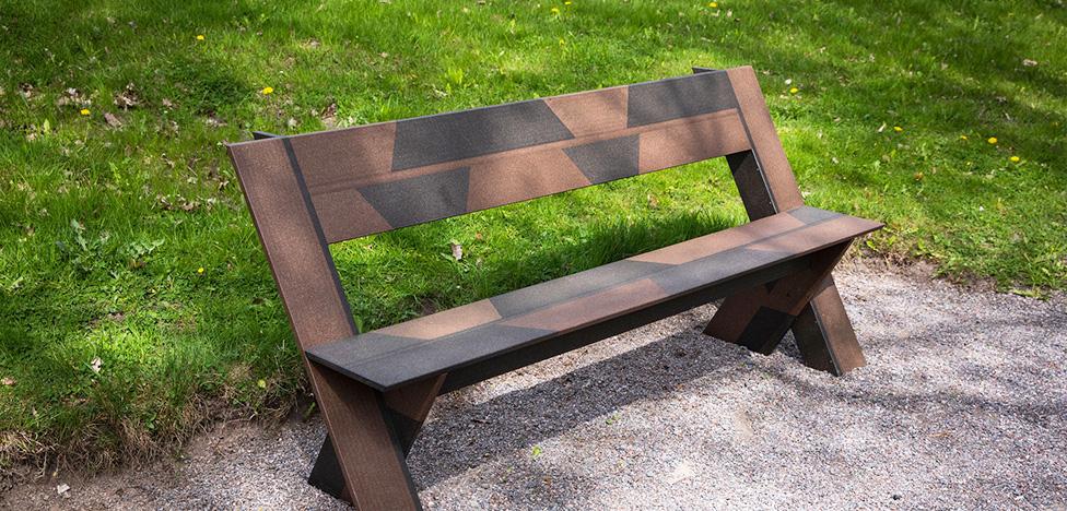 Джаспер Моррисон и дизайнерские скамейки