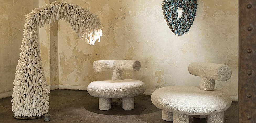 Design Miami/Basel 2019: российский дизайн Ольги Энгель
