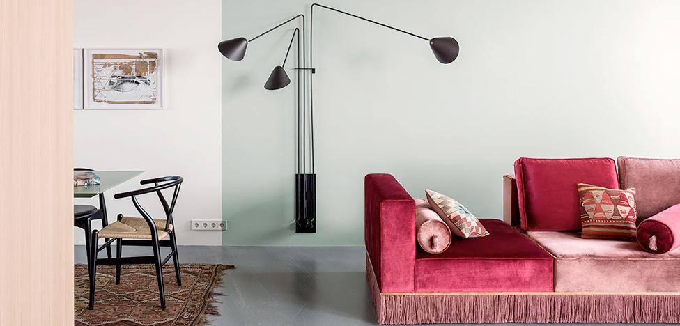Эстер Бруцкус: квартира архитектора в Берлине