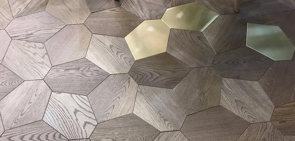 Деревянная плитка Finex