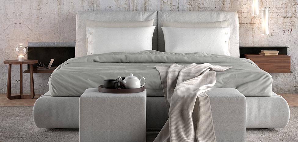 Flexform: кровать в главной роли