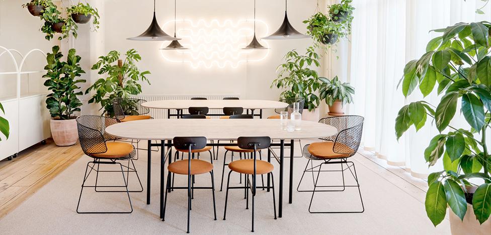 Студия Kvistad: офис в Амстердаме для Bakken & Bæck