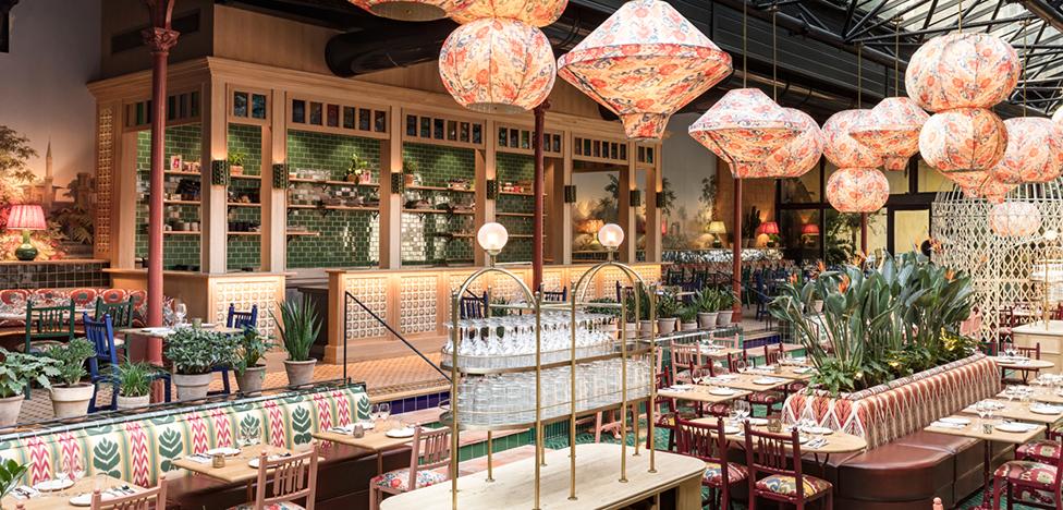 Лаура Гонсалес: новый образ ресторана La Gare