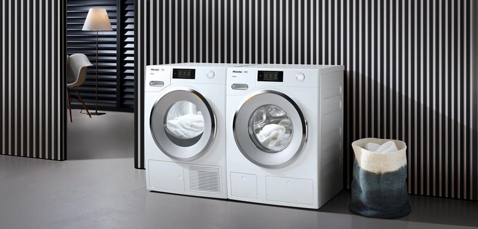 Новая стиральная машина Miele