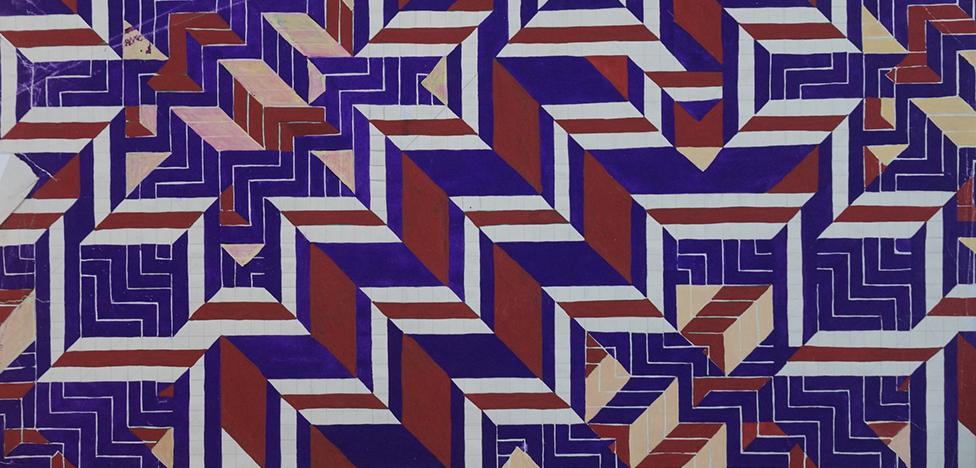 Музей Москвы: авангардный российский текстиль на выставке