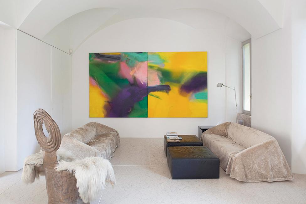 Студия Disegno: палаццо с артом в аренду
