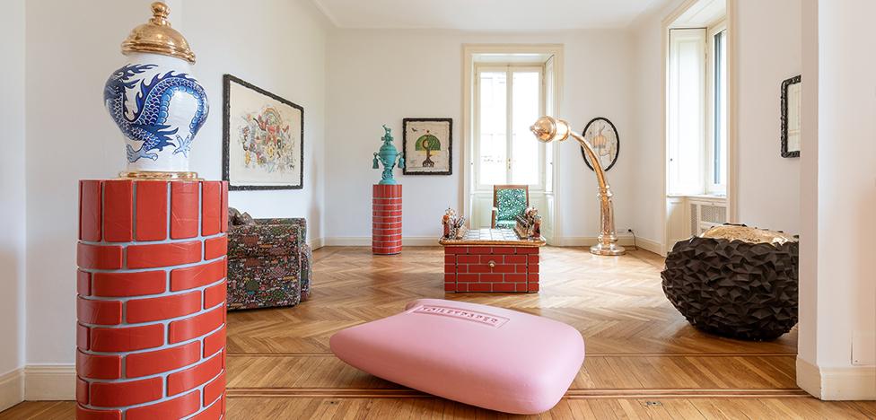 Studio Job: квартира в Милане