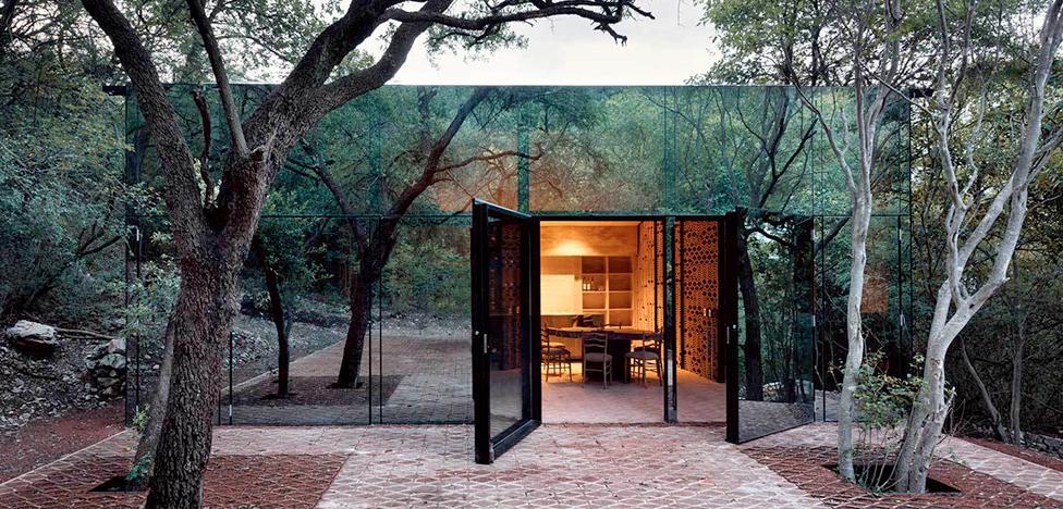 Дом архитектора Татьяны Бильбао