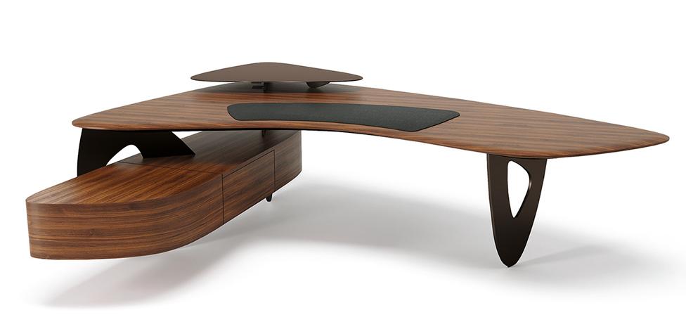 Walter Knoll: органический стол