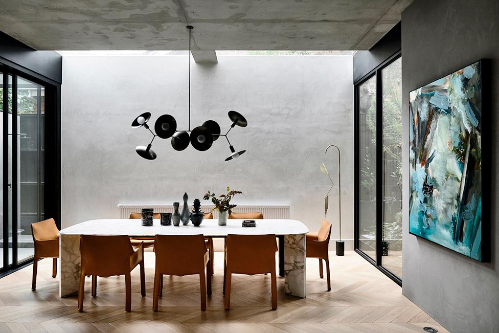Workroom: дом для главы строительной компании