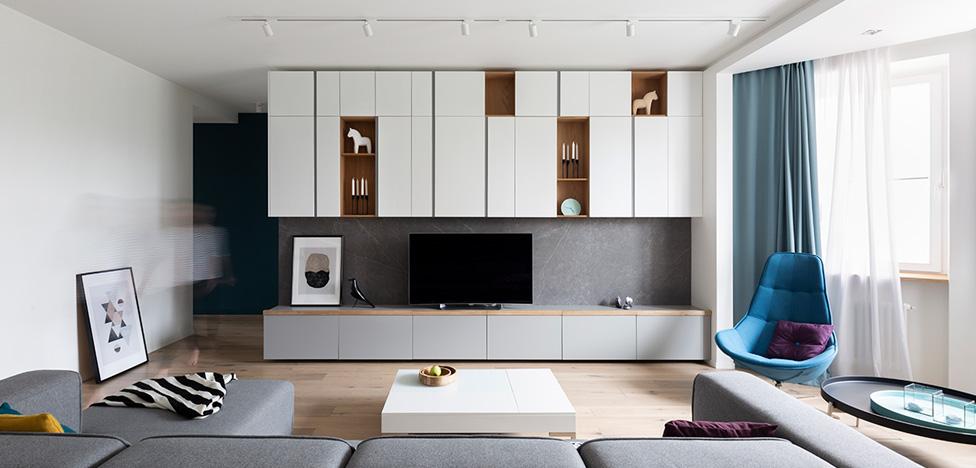 ZE|Workroom studio: скандинавская квартира в Москве