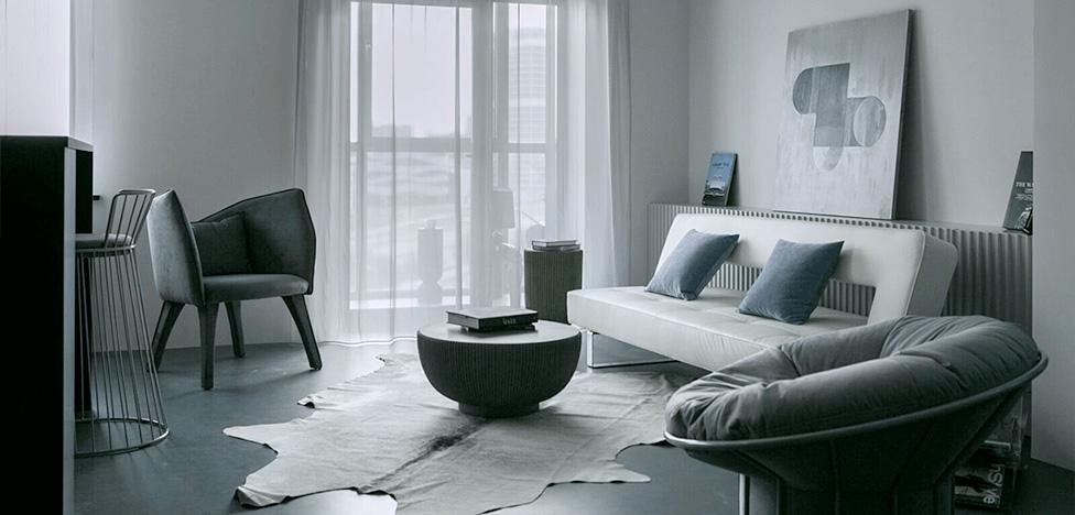 Zrobim architects: квартира с космической атмосферой