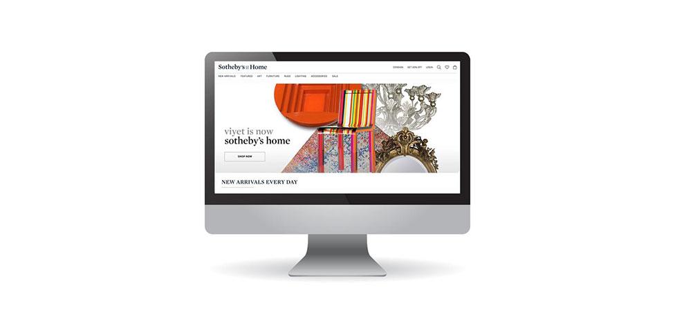 Sotheby's Home: коллекционный дизайн по интернету