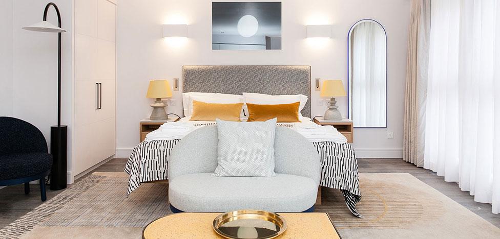 Апарт-отель в Лондоне по проекту Waldo Works