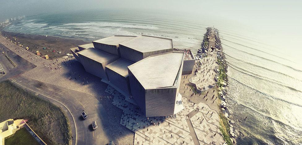 Rojkind Arquitectos: дом для филармонического оркестра в Мексике