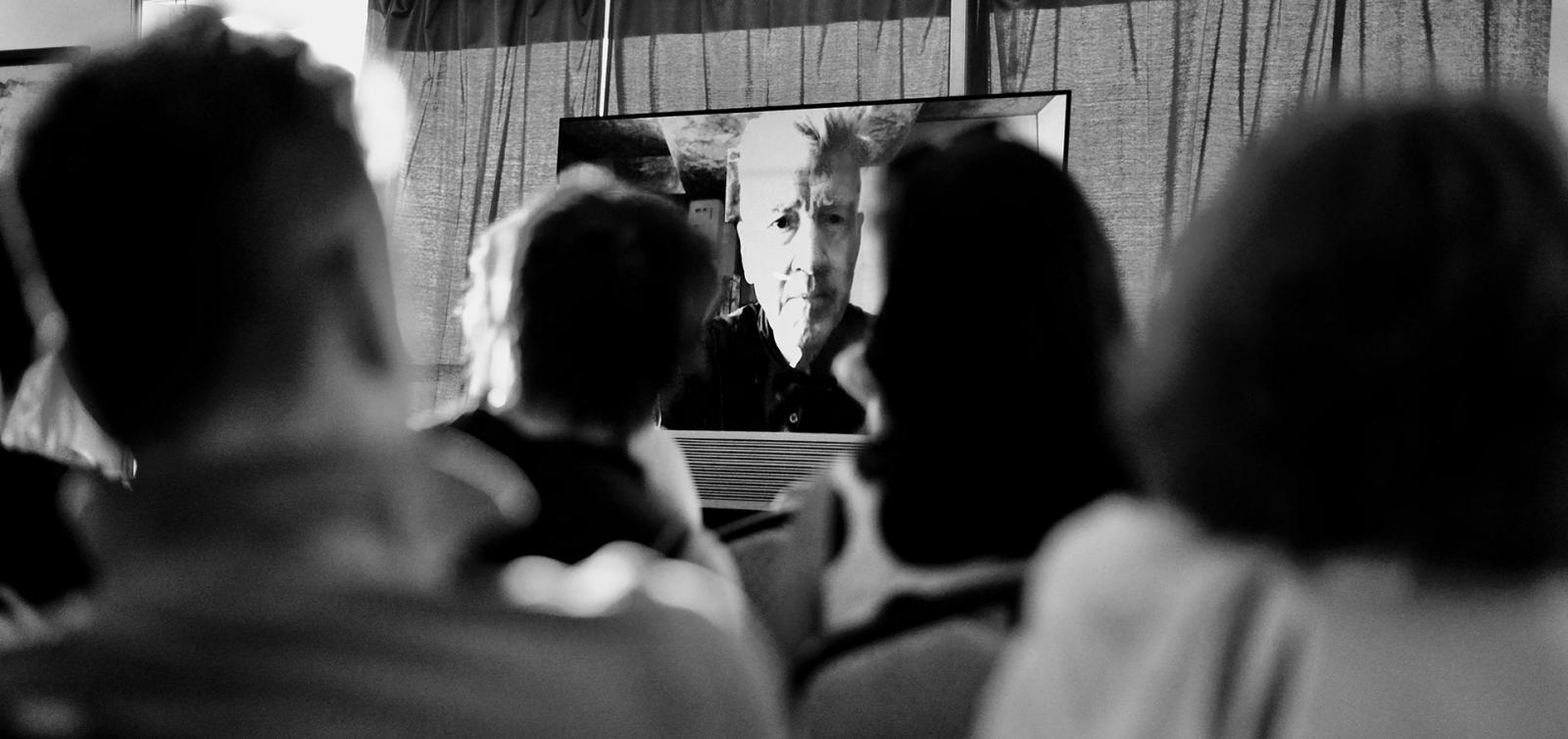 Дэвид Линч: выставка в Москве