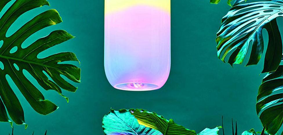 Бьярке Ингельс для Artemide: светильник для растений