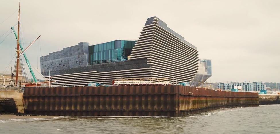 Кенго Кума и первый музей дизайна в Шотландии