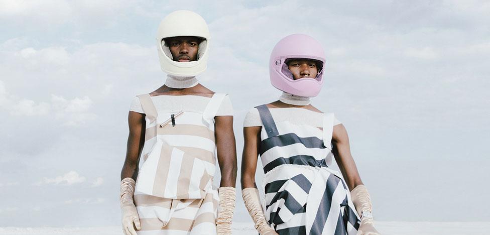 Мода за 100 лет: выставка в Нью-Йорке