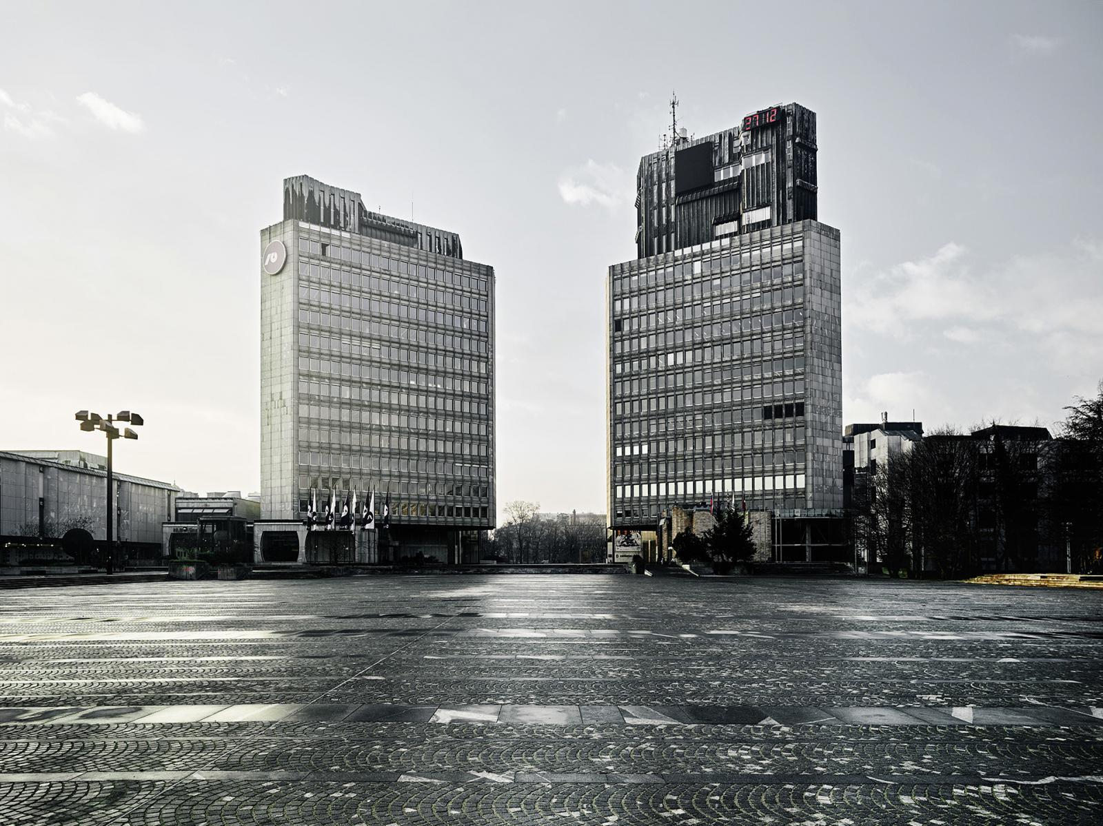 Архитектура Югославии: от Белграда до Нью-Йорка