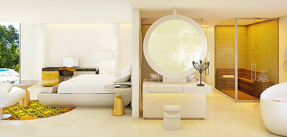 Grand Hotel Portals Nous: новый проект Марселя Вандерса