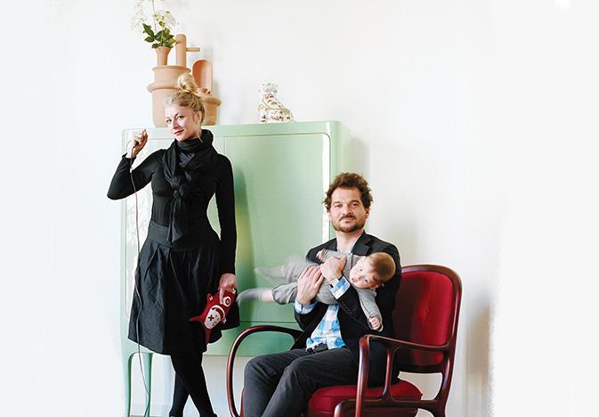 Дизайнеры и дети