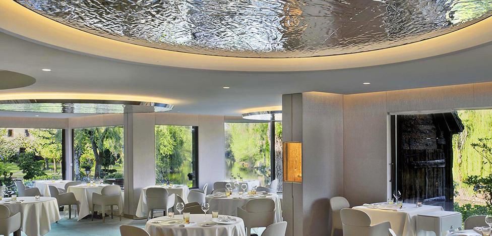 Jouin Manku и ресторан в Эльзасе