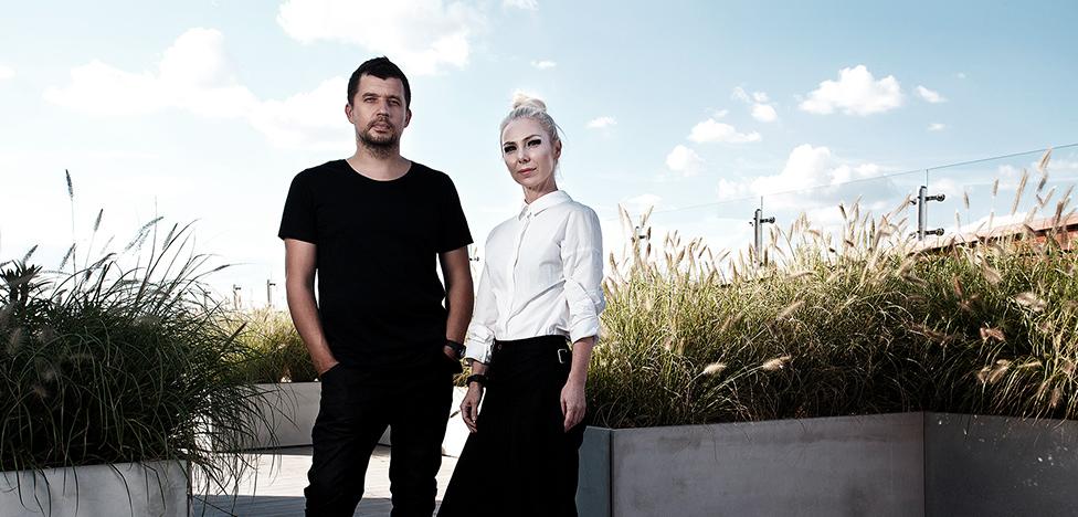 Елена и Дмитрий Ленские: Wonderful Design Week, Краснодар