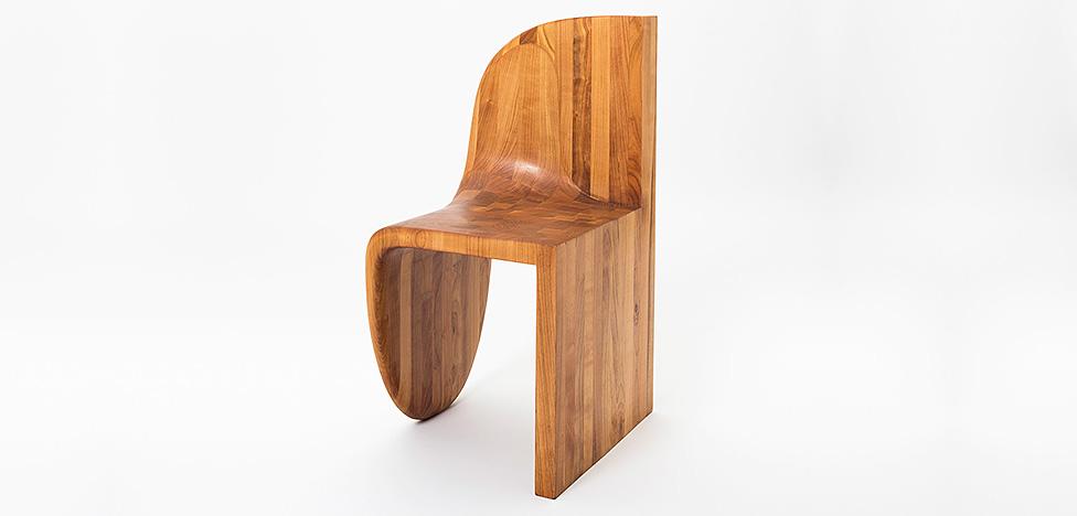 «Полиморфный» стул из Вены