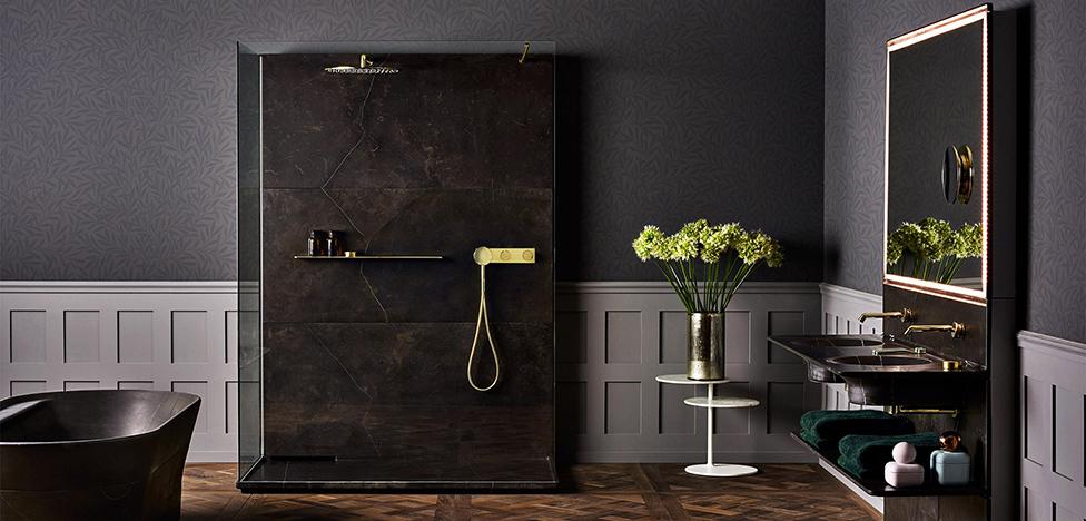 Архитектор Норман Фостер: коллекция для ванных комнат