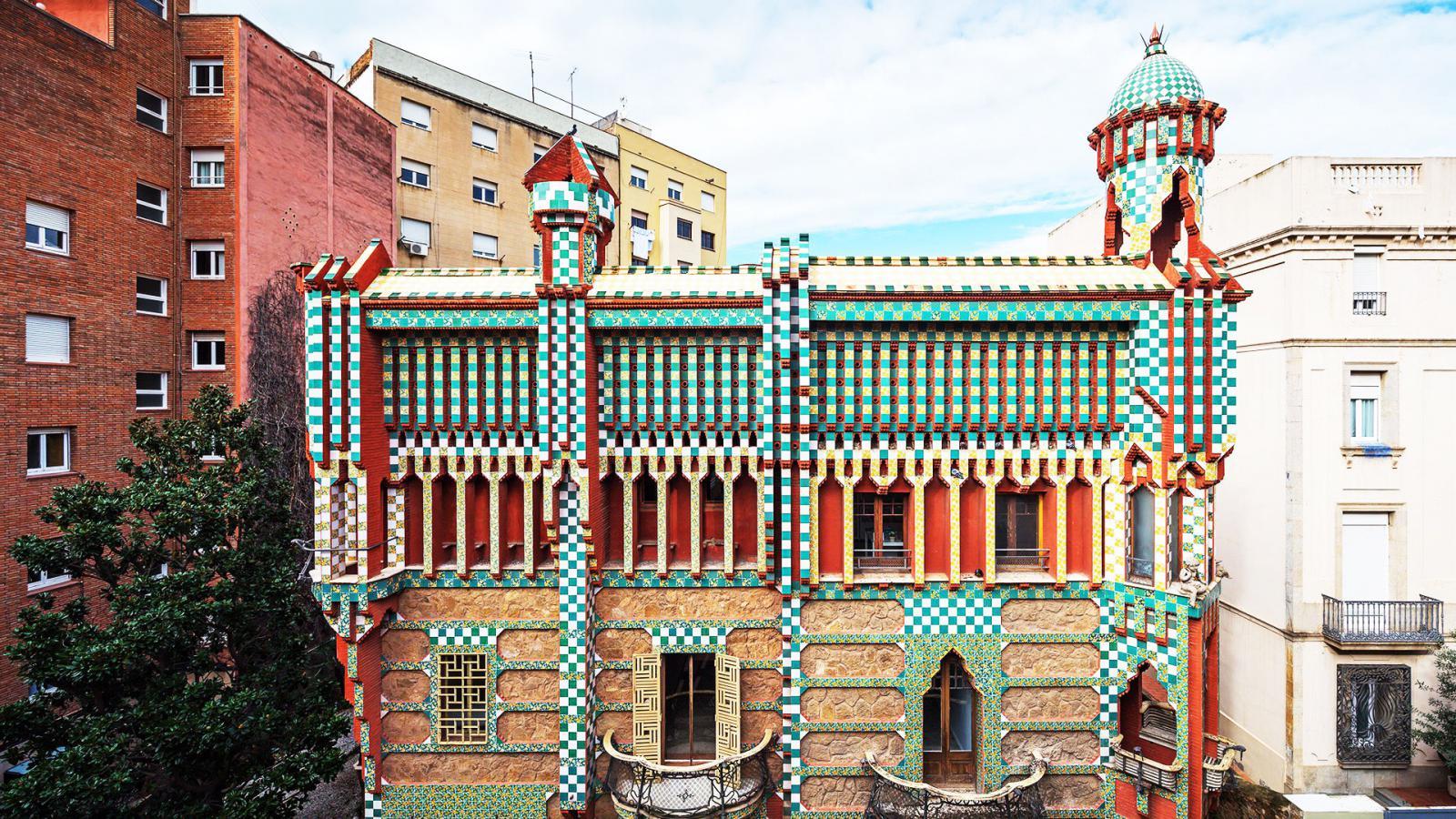 Первый дом Антонио Гауди: музей Casa Vicens открыт для всех