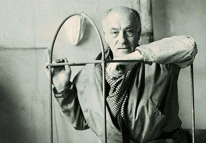 Дизайнер Диего Джакометти — младший брат самого дорогого скульптора в мире