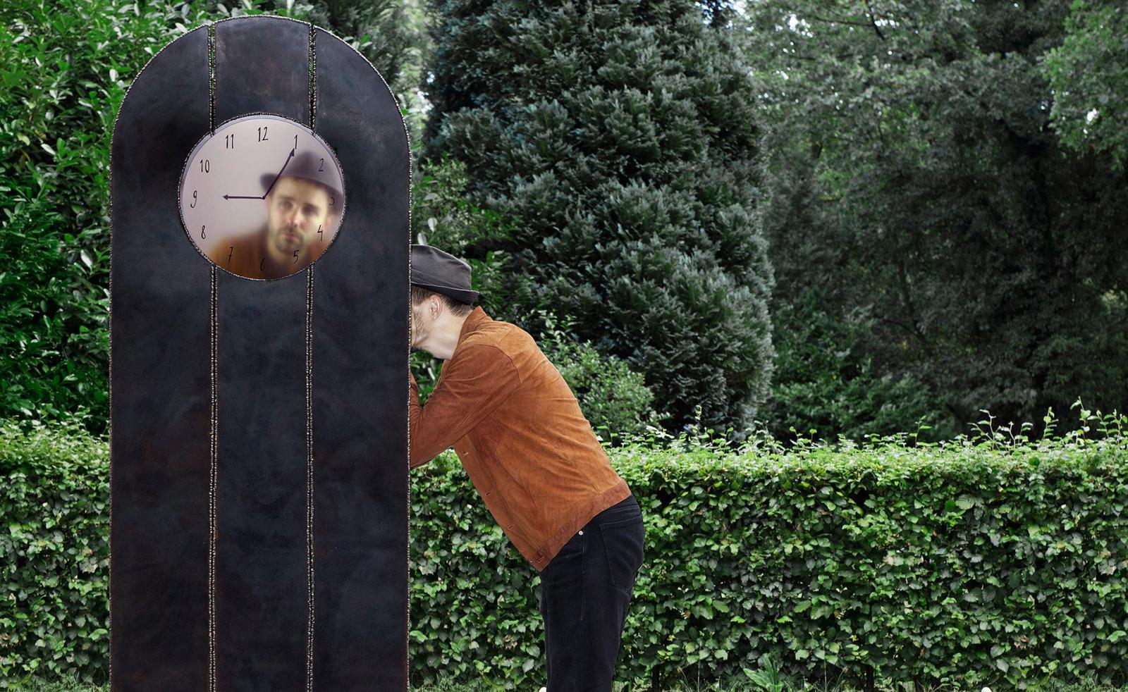 Персональная выставка Мартена Бааса: игра в прятки
