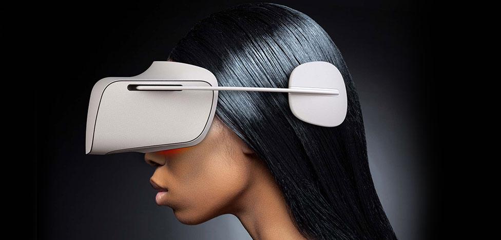 Очки виртуальной реальности: волшебный шлем Nonobject