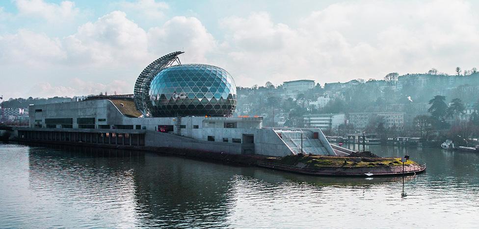 Современная архитектура Парижа: 5 оригинальных проектов