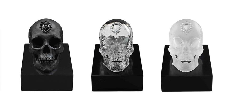 Художники для брендов люкса: Дэмиен Херст и Lalique