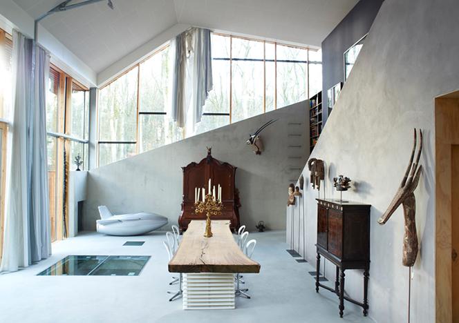 Голландский интерьер: 3 дома и 5 советов по декору