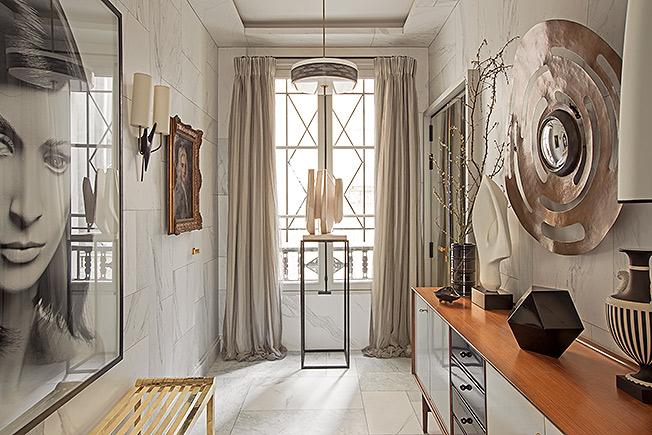 Декор окна: 40 вариантов от дизайнеров
