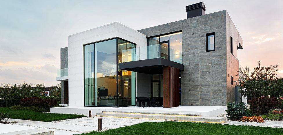 Архитектор Александра Федорова: дом в Пестово