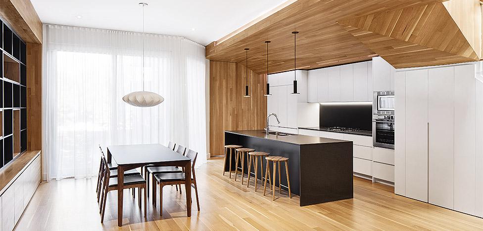 MXMA Architecture & Design: дуплекс в Монреале