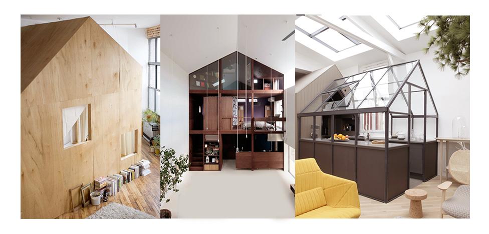 Дом внутри дома: 10 проектов