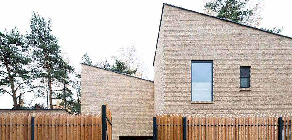 Gikalo Kuptsov Architects: дом на природе