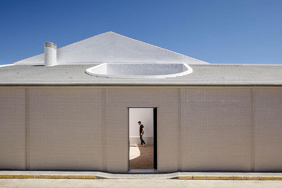 Семейный дом-крепость в Алонсо по проекту Studio Wet