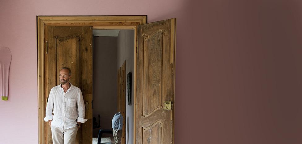 Розовые стены Эрвина Вурма