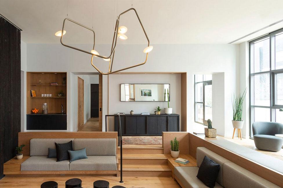 Morris Adjmi Architects: апартаменты в Филадельфии