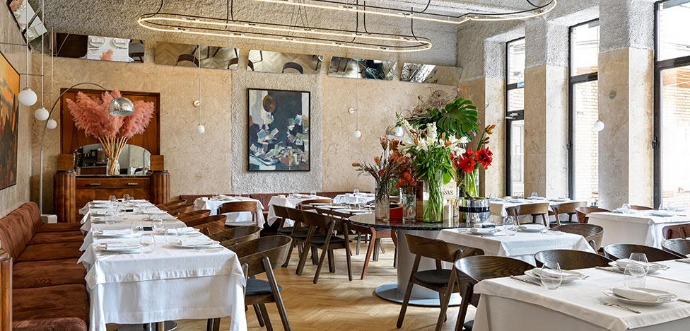 Regent by Rico: секретный ресторан с историей